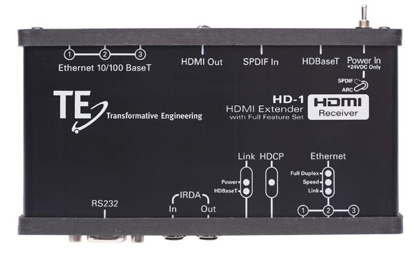 HD-1 Professional HDMI Extender
